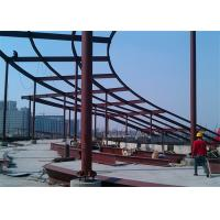 Wholesale Anti Corrosion Cracking Architectural Structural Steel For Workshop / Warehouse from china suppliers