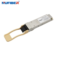 Wholesale 850nm 100m MM MPO MTP Interface 100G QSFP28 Transceiver Huawei Cisco Compatible from china suppliers