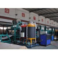 China Wall Panel And Roof Panel PU Sandwich Panel Machine / Line For 600-1200mm Width on sale