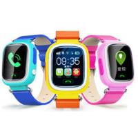 Buy cheap Child Smart Watch with 2G modem, Micro SIM card, 1.22 inch Screen, LBS location, Healthy pedometer, Voice Chat etc. from Wholesalers