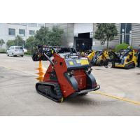 China 50HP 3600rpm 50mm Electric Mini Skid Steer Loader on sale