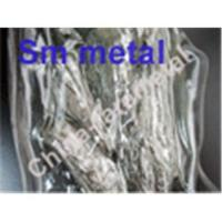 China Rare earth Samarium Products on sale