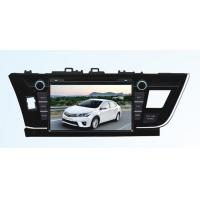 Wholesale Left side Toyota 2014 New COROLLA car dvd player/car gps navigation/car radio for sale from china suppliers