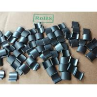 Wholesale Y30 Y33 Y35 Grade Ferrite Arc Magnet , Ceramic Motor Arc Segment Magnets from china suppliers