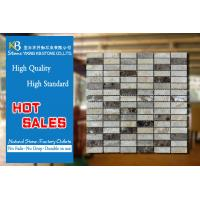 Wholesale Garden stone mosaic nature stone marble mosaic tiles hot sale from china suppliers