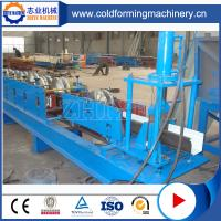 automatic half round water down gutter cold roll forming machine.jpg