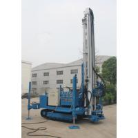 Buy cheap 7000 MM Stroke Anchor Drilling Rig Machine 25 T Pull Capacity 1.5 Ton Winch from wholesalers