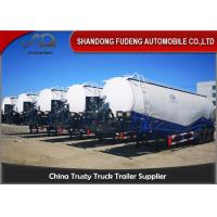 Wholesale Mechanical 3 Axle W Shape Bulk Cement Tanker Trailer from china suppliers