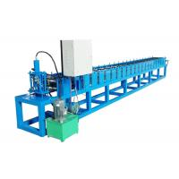China Weight 2.6 Tons Light Steel Frame Machine , Keel Roll Forming Machine CE Certification on sale