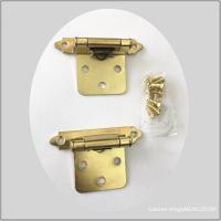 Wholesale Loose Pin Residential Ball Bearing Door Hinges 1.2mm Small Size Lift Off Type from china suppliers