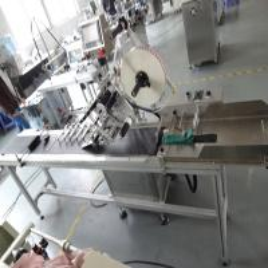 China Shanghai automatic labeling machine on sale