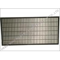 Wholesale MI Swaco Meerkat PT Shaker Double Deck Screen Strong Composite Modular Frame from china suppliers