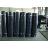 Wholesale Black Industrial Rubber Sheet 80+-5 Shore A Hardness 6-12Mpa Tensile Strength from china suppliers