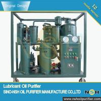 Wholesale Industrial Application Lube oil purifier, filtrate lube oil, 600~18000LPH,remove water and impurities,mobile type from china suppliers