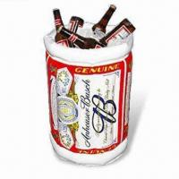 Wholesale PVC Inflatable Ice Bucket, Available in Various Sizes, EN71 Certified from china suppliers