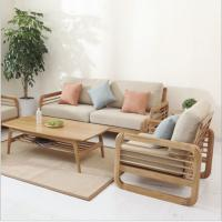 Buy cheap Factory price customized size living Room wooden sofa cum bed designs from wholesalers