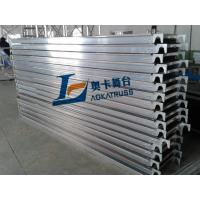 Quality aluminum scaffold / scaffold plank with hook / scaffolding platform for sale