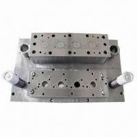 China Stamping Blank Dies, Suitable for Manifold Gasket on sale
