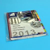 Quality Professional Fancy Paper Booklet Printing Services Whth Black & White Printing for sale