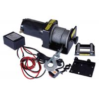 China Lightweight Single Line Electric ATV Winch 2000 lb For Wharf , Capacity 0.5T - 30T on sale
