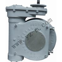 Wholesale YZ-SD series Worm gearbox, electric gear actuator, gear reducer for industrial valve from china suppliers