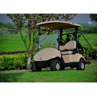 Buy cheap High Safe 48V 3 KW Electric 2 Seater Golf Carts , Club Car Golf Buggy CE Certificate from Wholesalers