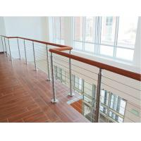 Wholesale Building railing design 6 mm inox cable infill for wire cable balustrade from china suppliers