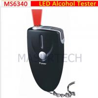 Wholesale Digital Alcohol Breath Tester Breathalyzer MS6340 from china suppliers