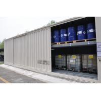 Wholesale Chemical Storage Buildings , Hazardous Material Storage Building For Corrosive Liquid from china suppliers