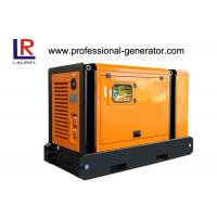 Wholesale Small 12kw 3 Cylinders Soundproof Electric Diesel Generator with AVR Automatic Voltage Regulating from china suppliers