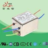 Wholesale OEM 30 Ampere EMI EMC Filter , Electromagnetic Interference Filter from china suppliers