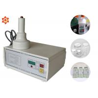 Wholesale Automatic Conveying Food Packaging Sealing Equipment / Plastic Bottle Sealing Machine from china suppliers