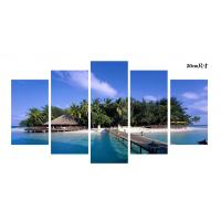 China Natural Scenery Canvas Prints Wall Art , Living Room Canvas Art ODM / OEM on sale