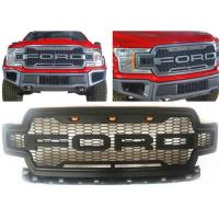 Wholesale 2018 New Ford F150 Raptor Auto Replacement Spare Parts Upgrade Front Grille from china suppliers