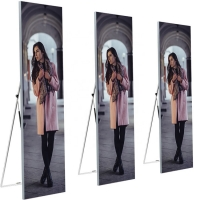 Wholesale SMD Mirror 2500cd/㎡ P2.5 LED Video Poster Screen 1920x640mm from china suppliers