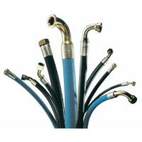 Wholesale wire braided hydraulic hose from china suppliers