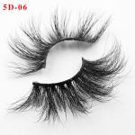 Wholesale 25mm Lashes Mink Eyelashes Cruelty-free Full Volume Dramatic False Eyelashes from china suppliers