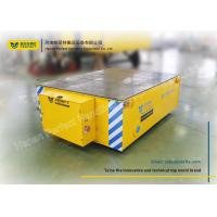 Quality Industry Die Transfer Cart / Rail Transfer Trolley Automatic Positioning for sale