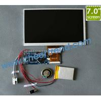 Hot sell 2.4/2.8/4.3/5/7/10.1 video brochure lcd module for greeting cards with best price