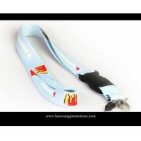 Wholesale Cheap 20*1000mm custom heat transfer printed sublimation polyester lanyard from china suppliers