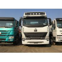 Buy cheap 371HP Sinotruk Howo 6x4 Tractor For Transport12.00R20 Tire 8800kg Curb Weight from wholesalers
