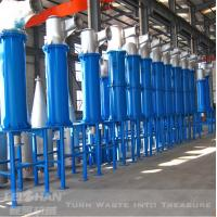 China ZSC series high density cleaner for waste paper recycling machine on sale