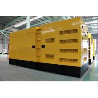 China CE Factory sell 400kw/500kVA super silent Cummins Diesel Generator Set (KTA19-G4 )GDC500*S on sale