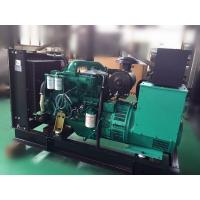 Quality 200Amp AC 3 Phase 50Hz Open Diesel Generator, Emergency Backup Generator for sale