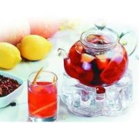 Wholesale natural ananas tangerine rose fruit tea from china suppliers