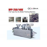 Wholesale Aluminum Film Sealed Blister Packaging Machinery , Flat Type from china suppliers