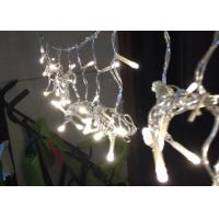 Wholesale Xmas LED Curtain Lights , 3M 120LEDs Decorative Curtain String Fairy Lights from china suppliers