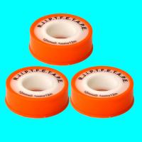 China PTFE TAPE, PTFE Thread Seal Tape 12mmx0.1mm x12m OD 56 mm , Teflon Tape on sale