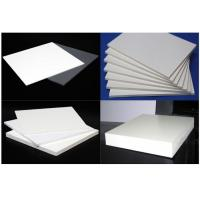 Wholesale Advertising Durable 19mm PVC Sheet , Celuka Extrusion Recycled PVC Sheet from china suppliers