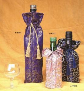 China China Fashion Wine bottle bag Wholesale on sale